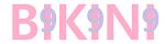 999BIKINI logo
